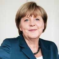 Bundeskanzlerin Dr. Angela Merkel MdB