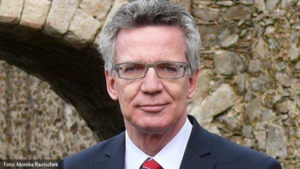 Dr. Thomas de Maiziere MdB