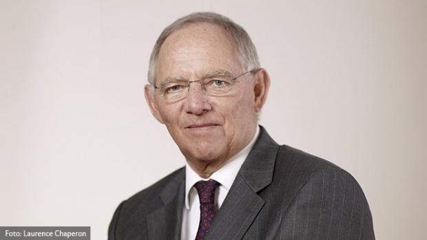 Dr. Wolfgang Schäuble MdB