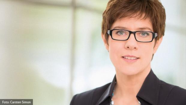 Annegret Kramp-Karrenbauer MdL